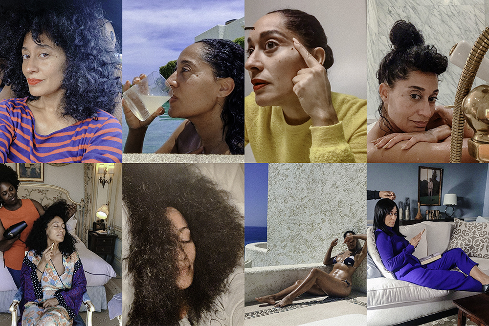 A Guide To Tracee Ellis Ross' Beauty Instagrams