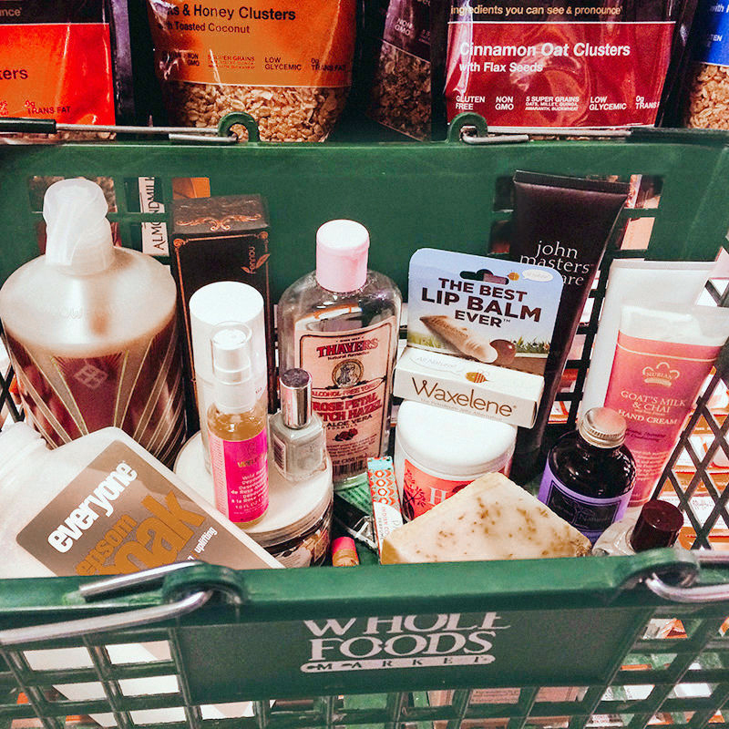 ITG's Favorite Whole Foods Beauty Products