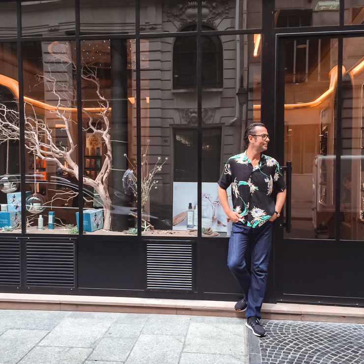 Why christophe robin 39 s new salon is worth a trip into - Salon christophe robin ...