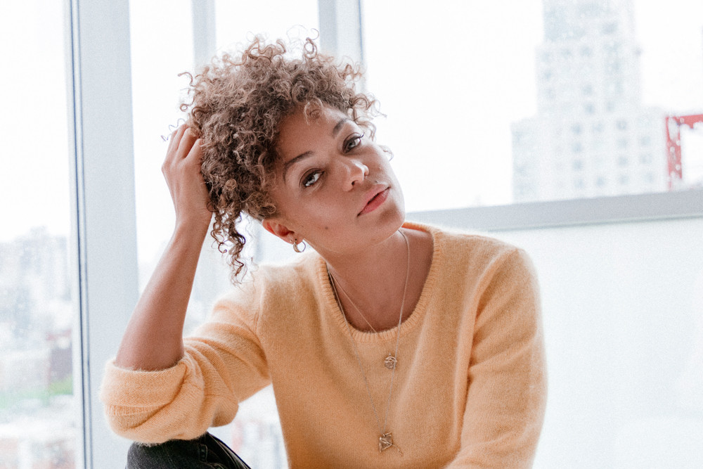 antonia thomas on her favorite beauty products into the