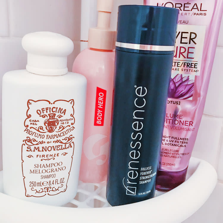 The Best Shampoo For Thinning Hair Into The Gloss