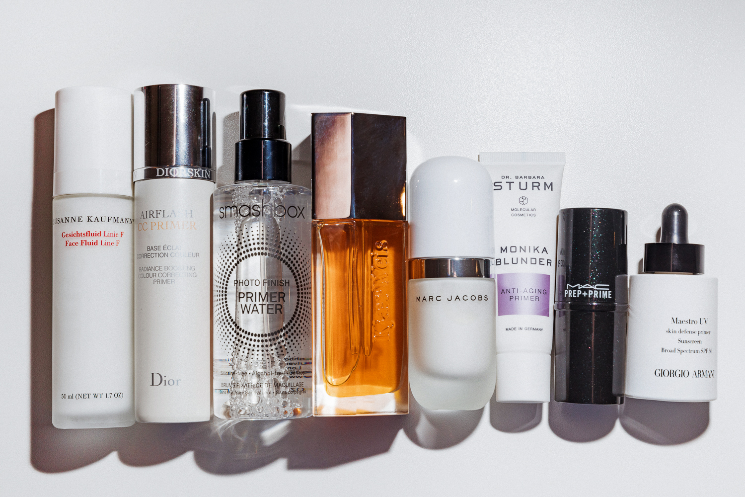 Now You Know: The Best Primers For Makeup