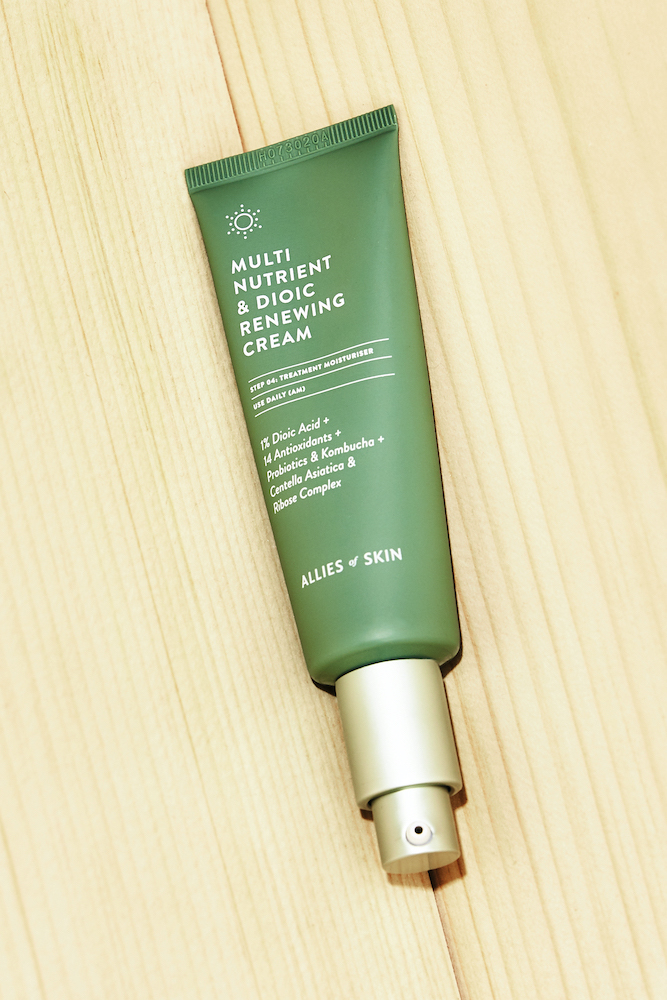 Allies of Skin Multi Nutrient & Dioic Renewing Cream