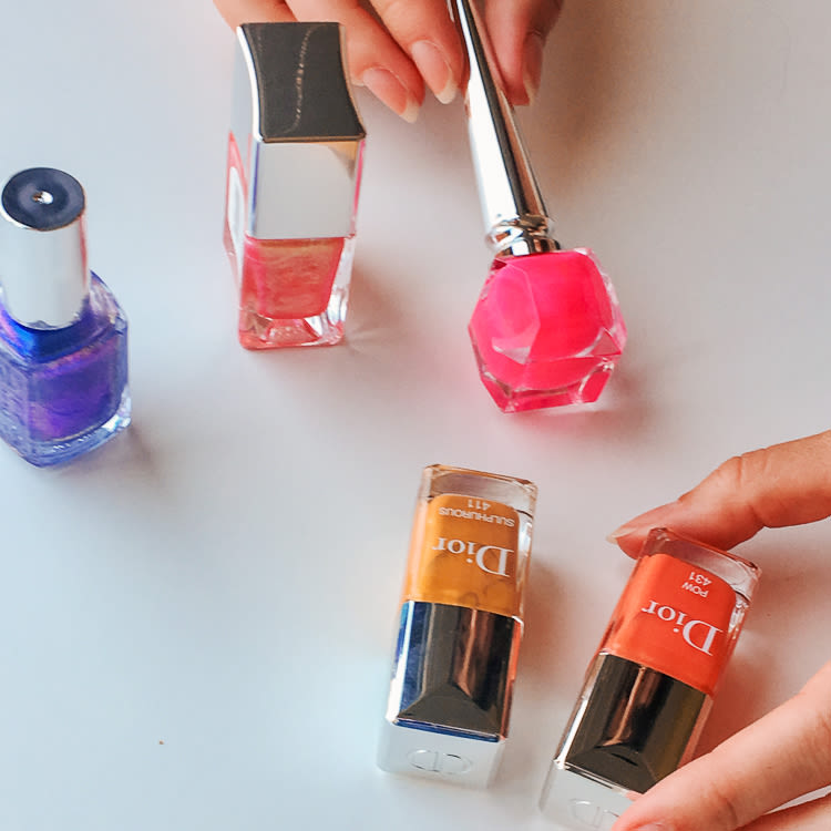 Free Idea: Send Your Friend Some Nail Polish Colors | Into The Gloss