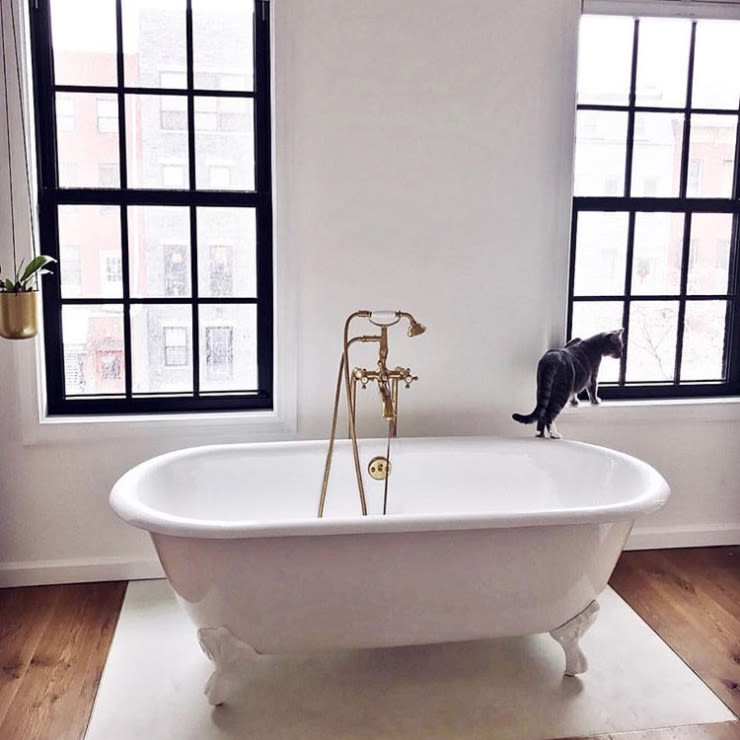 Listen To These Podcasts In The Bath | Into The Gloss