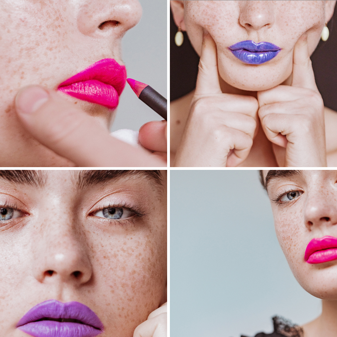 Bold Lipstick Is Hot NewAccessory