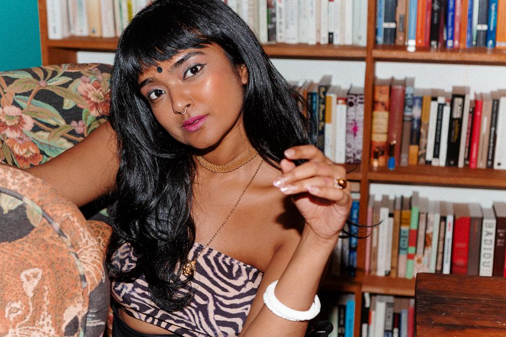 Tanaïs, Author And Founder, Hi Wildflower