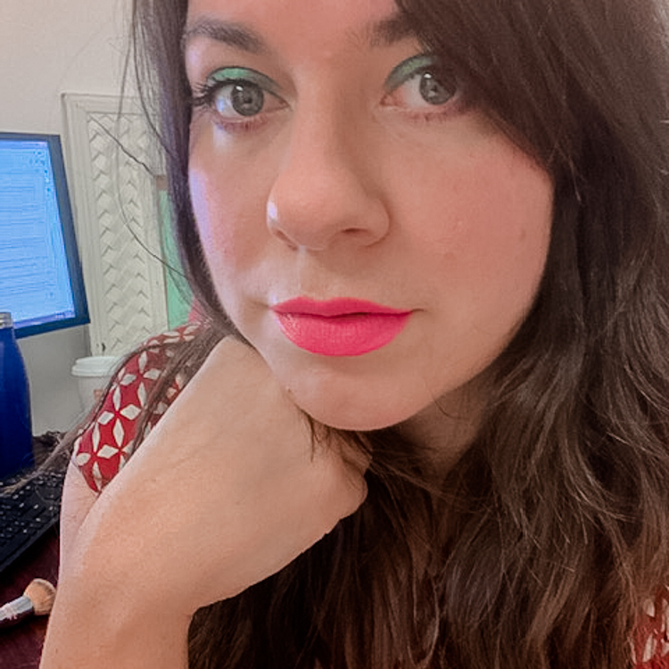 The Soon-To-Be Lawyer Who Uses Pink Lipstick To Spark Conversation