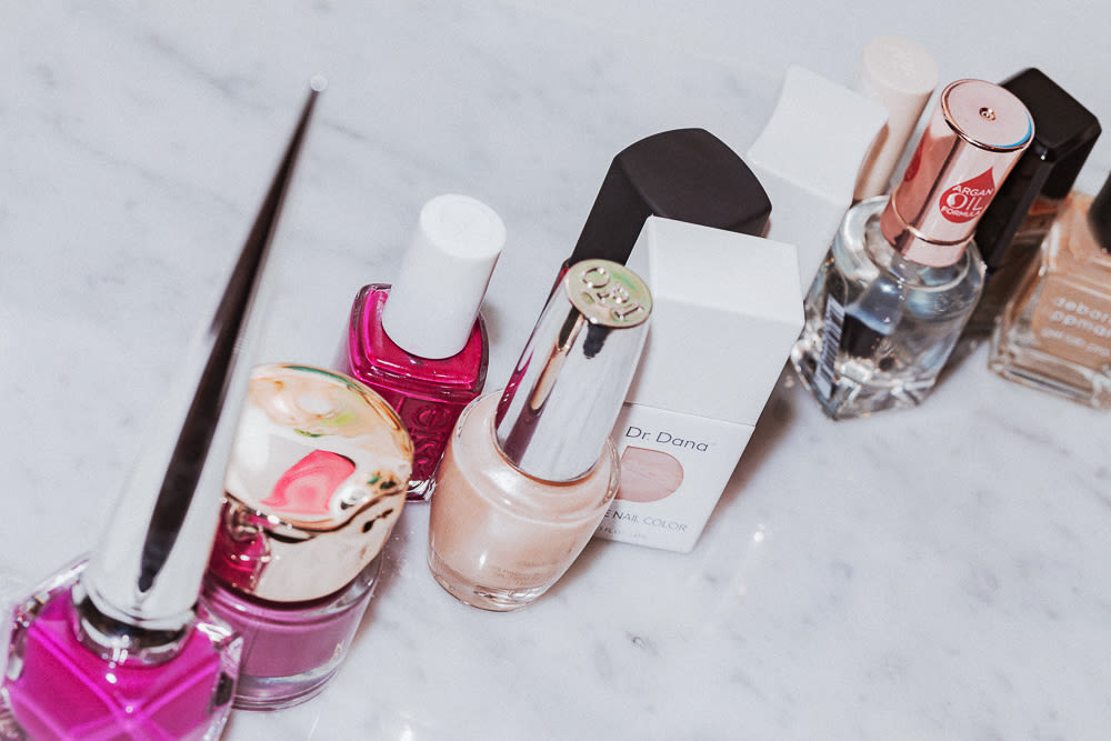 The Best Nail Polish Brushes | Into The Gloss