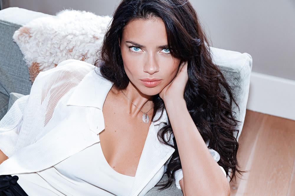 The Adriana Lima Beauty Routine Into The Gloss