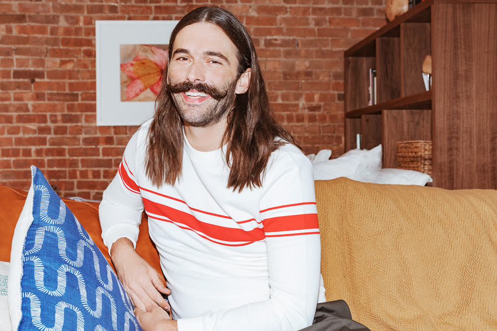 Queer Eye's Jonathan Van Ness On His Personal | Into The Gloss
