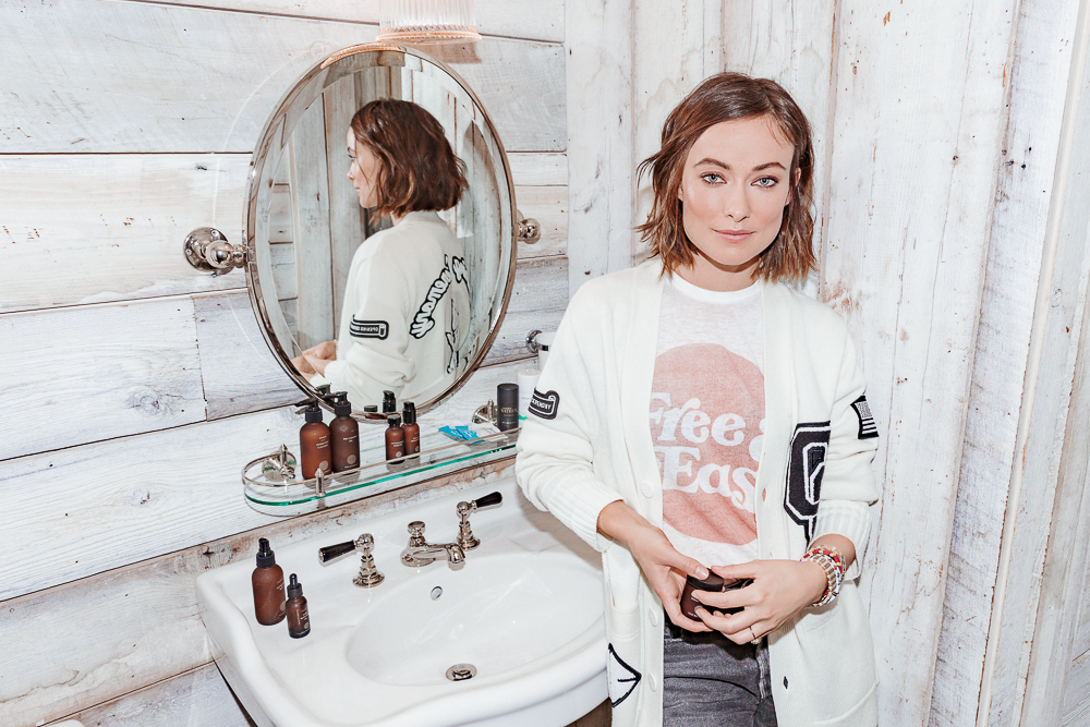 Olivia Wilde's Beauty Routine
