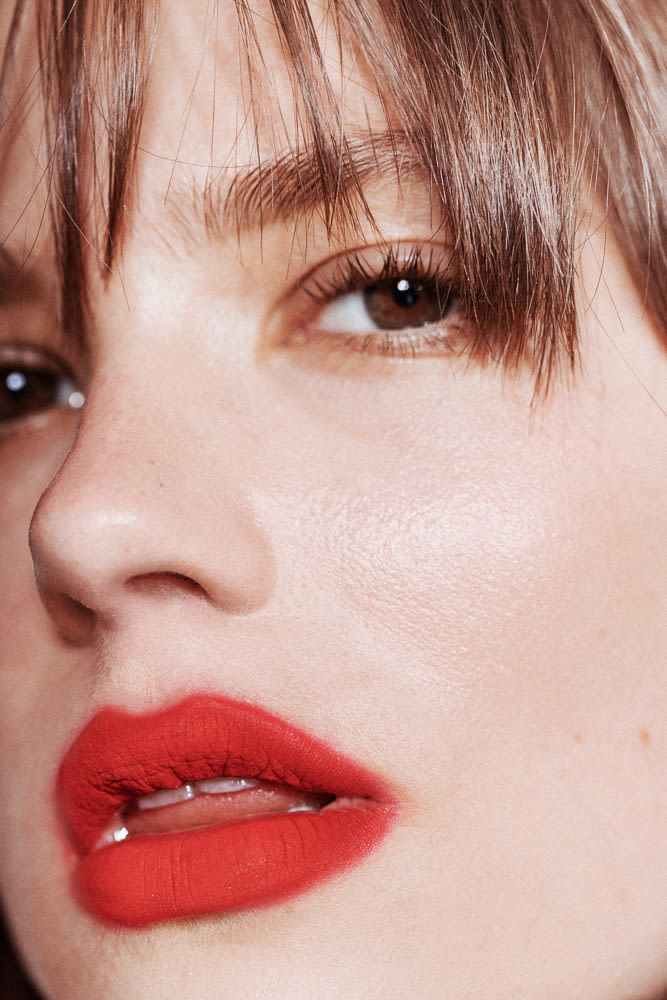 The Smudged Lipstick Look, With Violette | Into The Gloss
