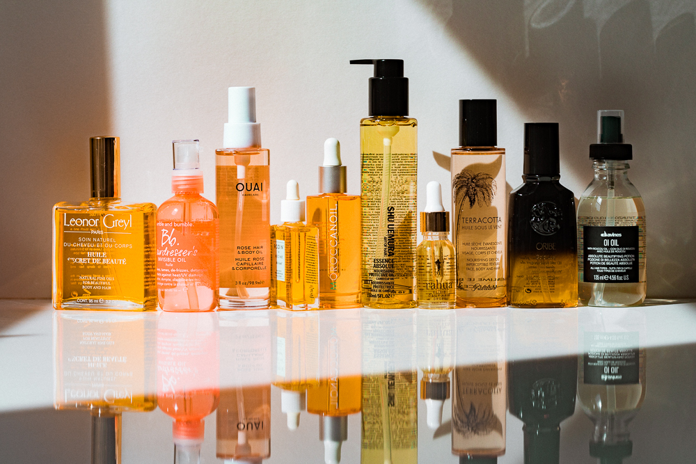 The Best Oils For Every Hair Type