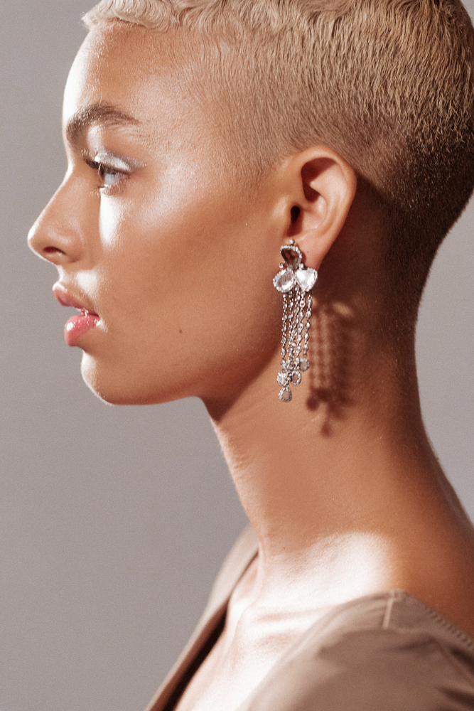 Pair These Highlighters With Big, Dangly Earrings | Into The