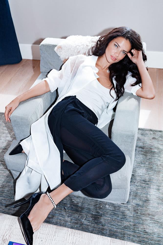 8599dfb9154 The Adriana Lima Beauty Routine