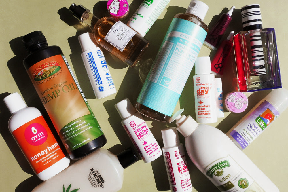 Turns Out CBD Beauty Products Might Be A Lie