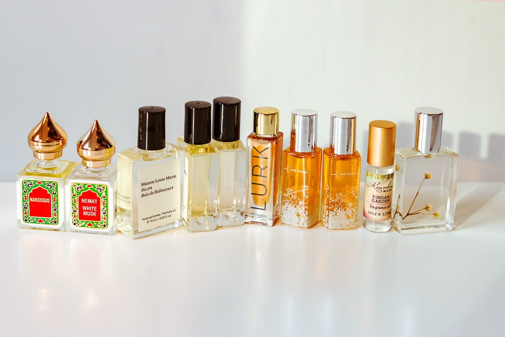 The Best Perfume Oils This Season | Into The Gloss