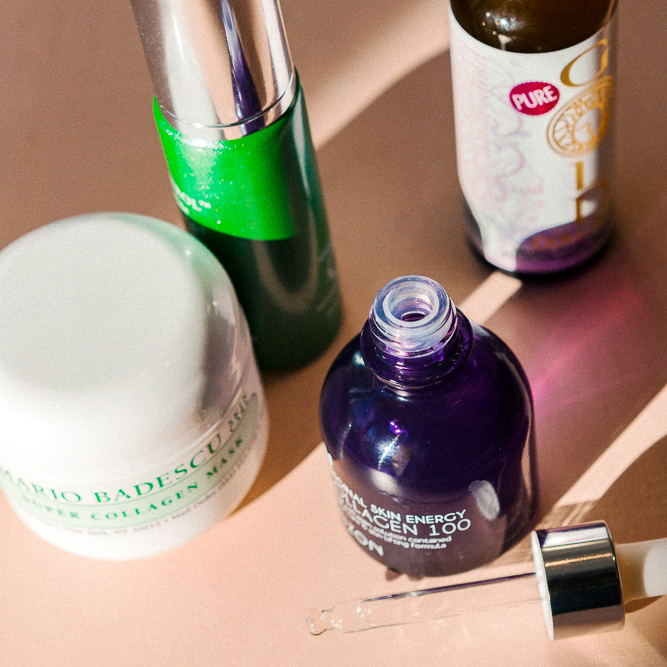 Beauty Collagen Spray Drw: A Complete Guide To Collagen In Skin Care