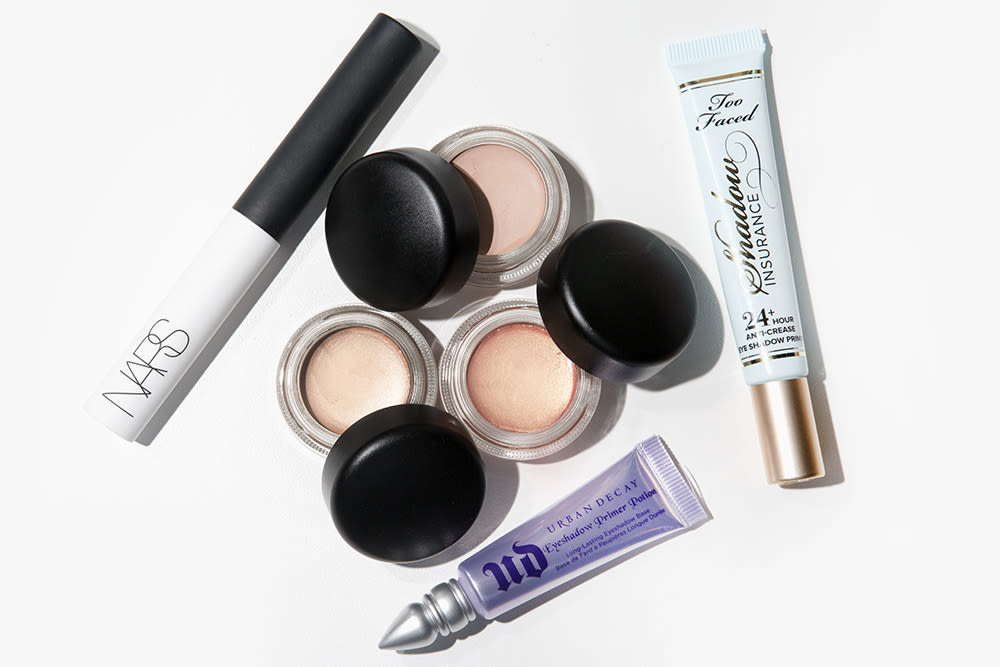 The Best Eyeshadow Primers Into Gloss