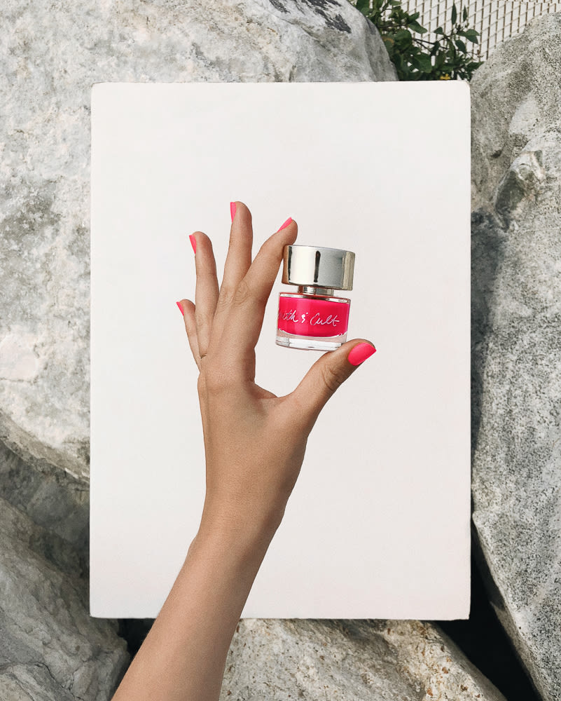 The New Neon Nail Colors | Into The Gloss