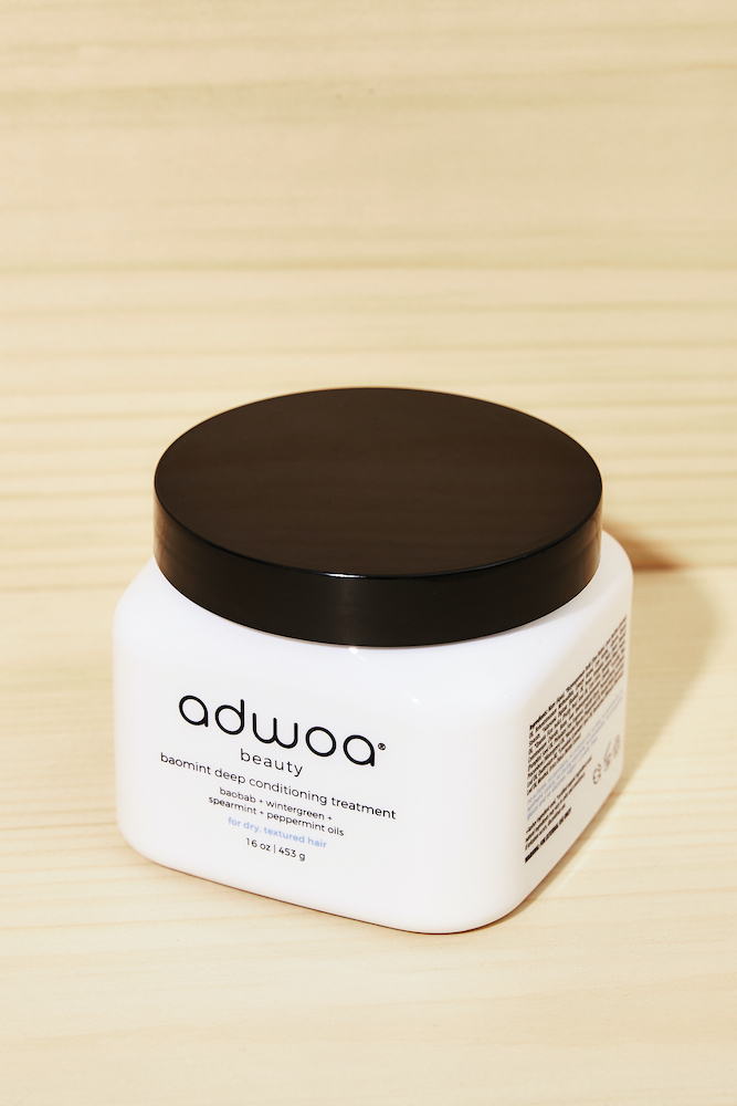 Adwoa Beauty Baomint Deep Conditioning Treatment