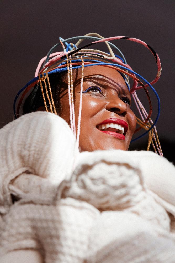 Designer Michelle Elie's Beauty Routine