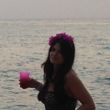 Monica and Mariana Zobel de Ayala beach sunrise Cartagena