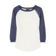 J. Crew Knitted Baseball Sweater