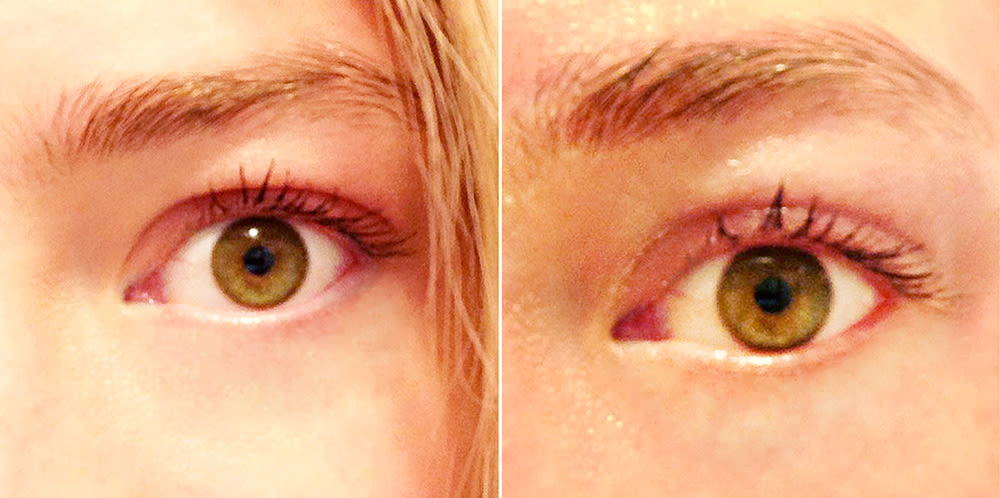 The Waterproof Mascara Test   Into The Gloss