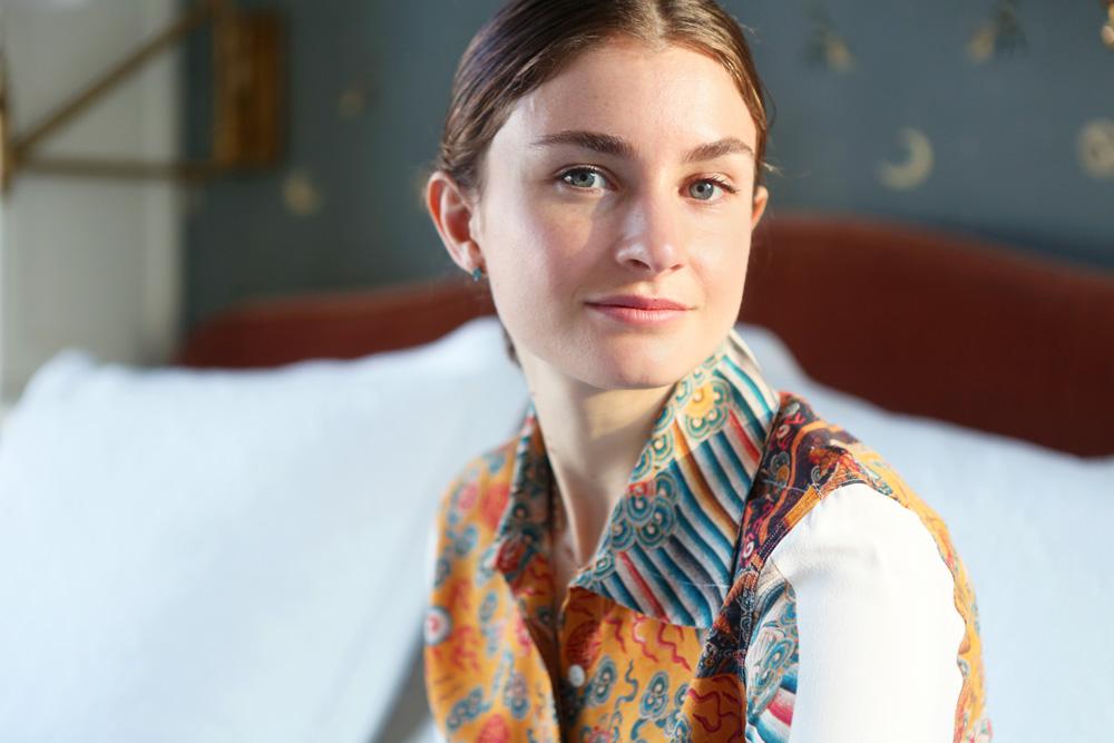 Chloe Malle, Social Editor, Vogue
