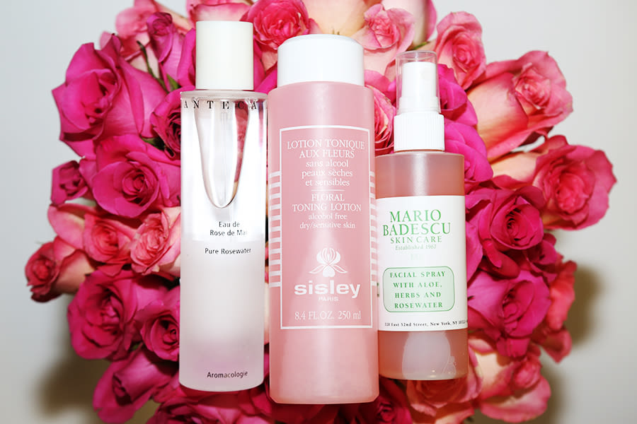 Rose Water Rose Oil And Everything Rose In Into The Gloss