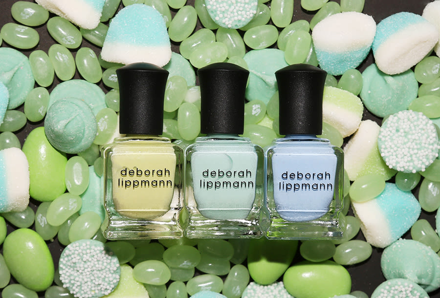 Deborah Lippmann\'s New Pastel Polishes | Into The Gloss