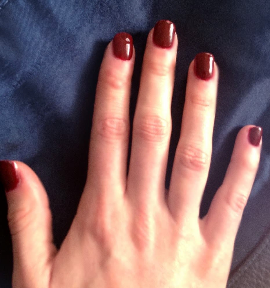 The Best Red Nail Polishes   Into The Gloss