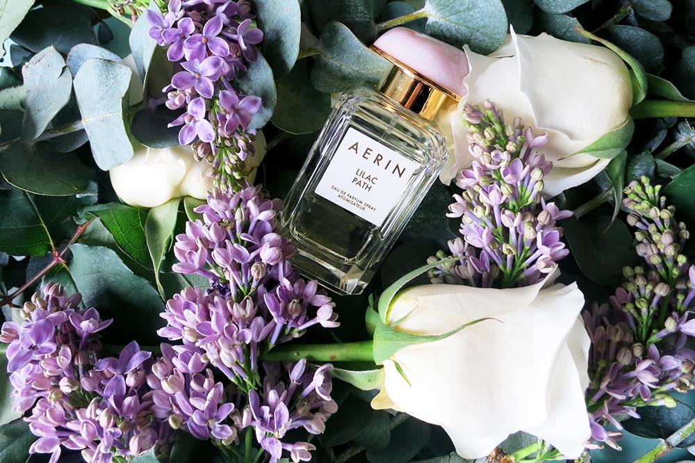 Flowers fragrances aerins spring trio into the gloss aerin lilac path eau de parfum mightylinksfo