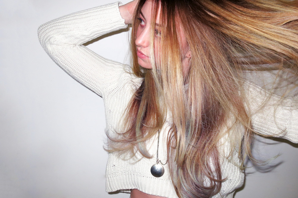 On Colorista Semi Permanent Hair Color 400 Purple