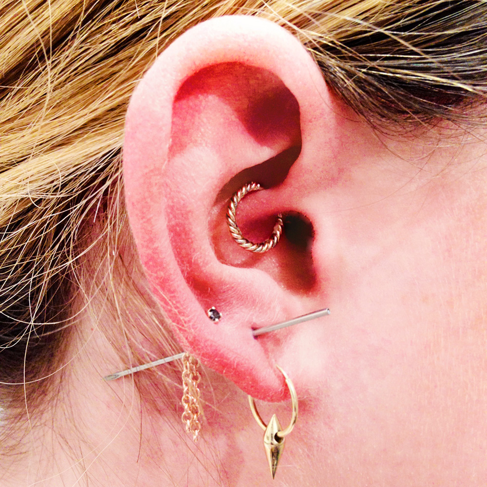 Ear Piercing Care   Tips and Expectations
