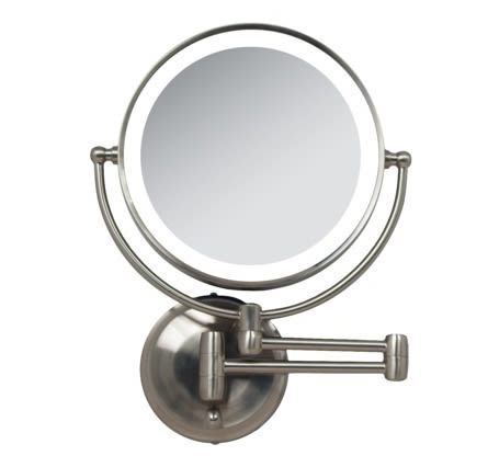 Which Vanity Mirror Is Right For You, Tilting Bathroom Mirror Homebase