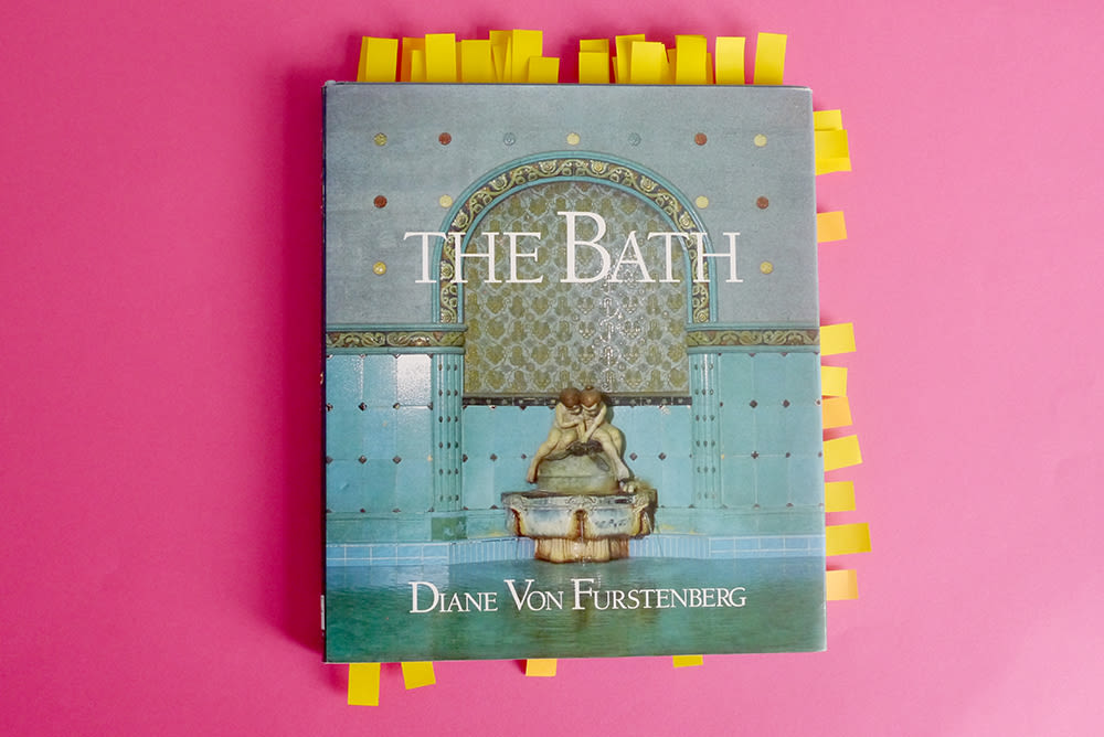 Diane Von Furstenberg\'s Guide To Bathing | Into The Gloss