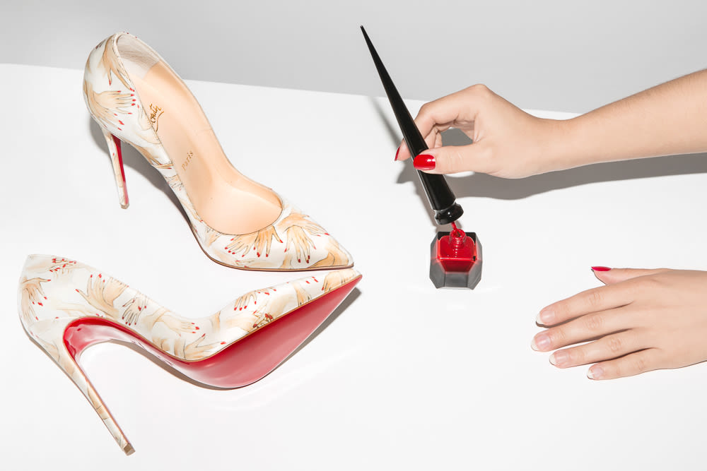 Louboutin Now Makes Nail Polish | Into The Gloss