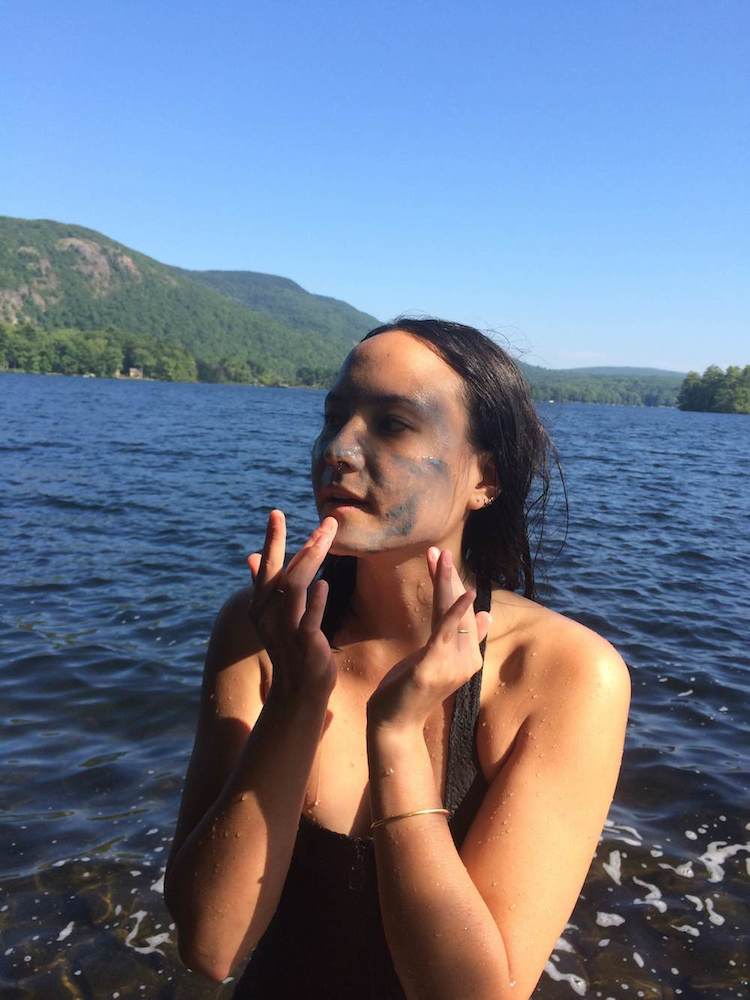 The Self-Heating Charcoal Mask That Mattifies & Tingles Like Crazy