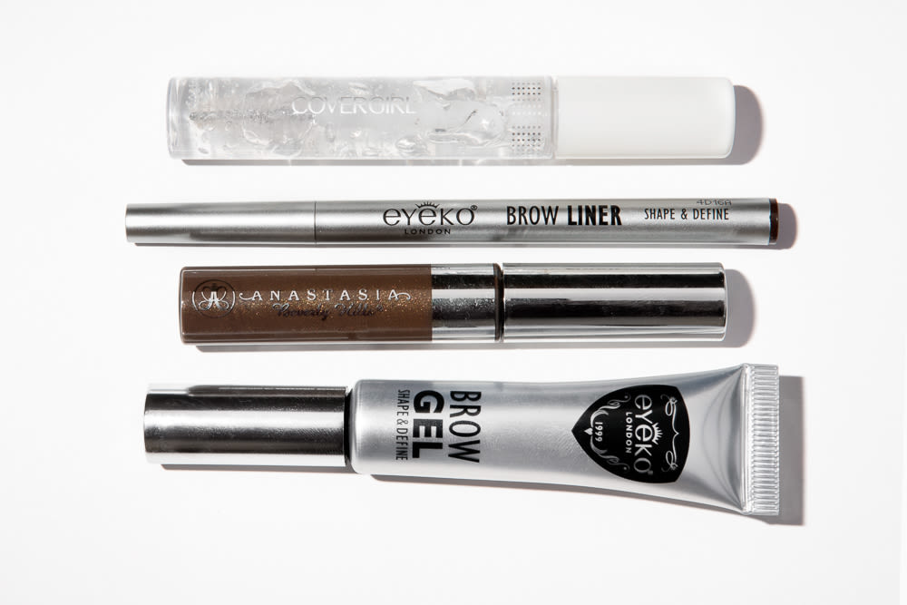 Eyebrow Gel The Secret To Better Brows Into The Into The Gloss