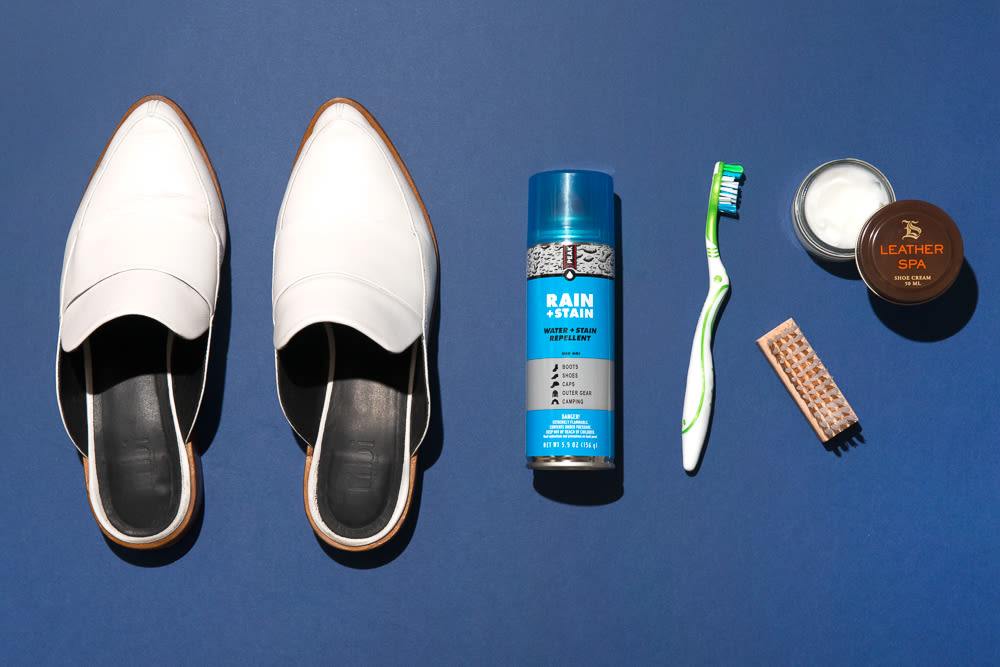 How To Clean Leather Shoes Diy 1