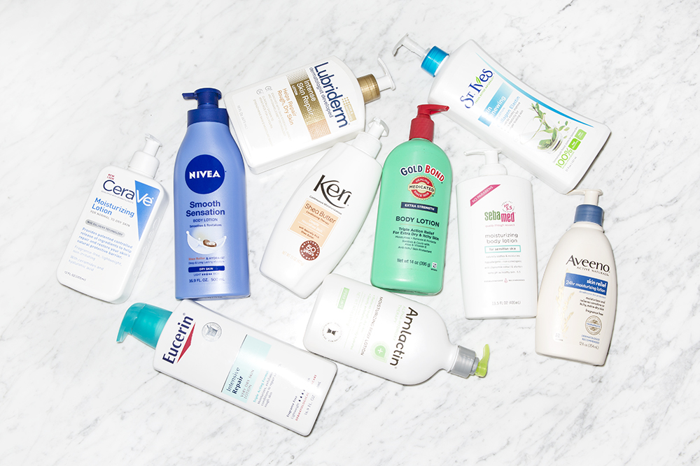 Best Drugstore Lotions - Into The Gloss