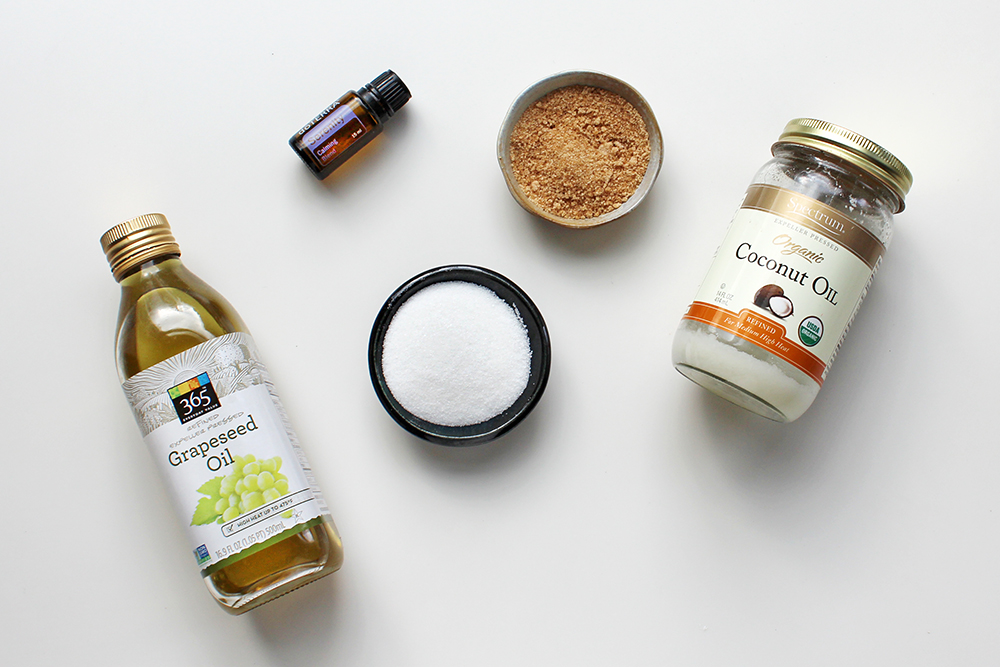 The DIY Sugar Scrubs