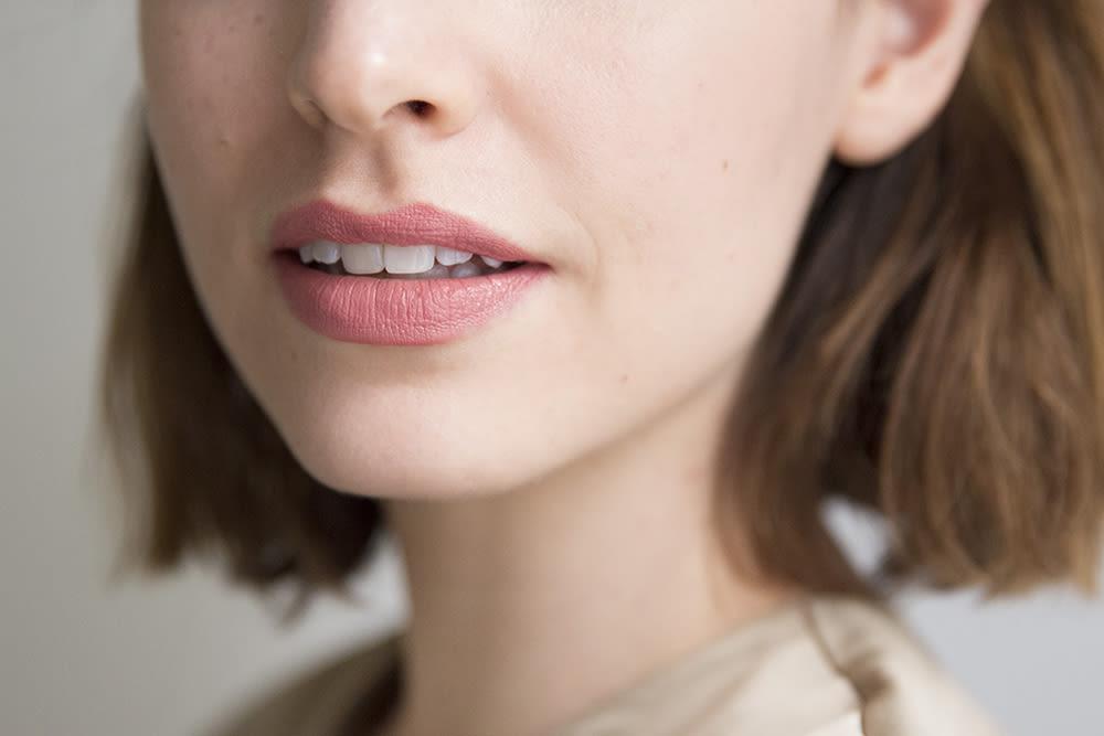 Resultado de imagen para pink nude lips