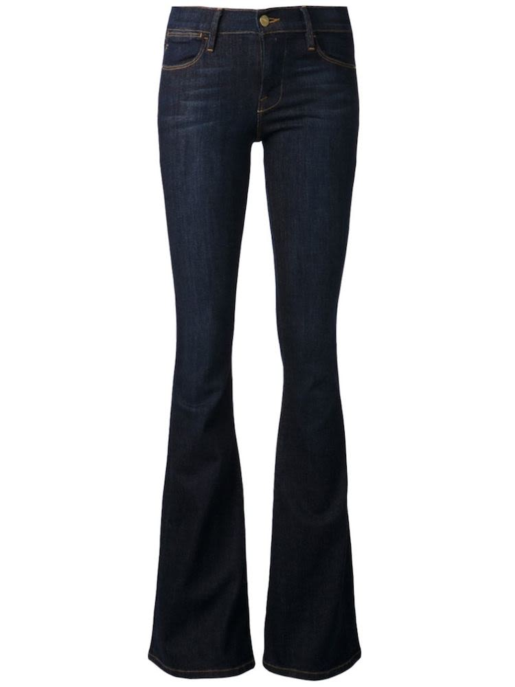 The Best High-Waisted Jeans | Into The Gloss