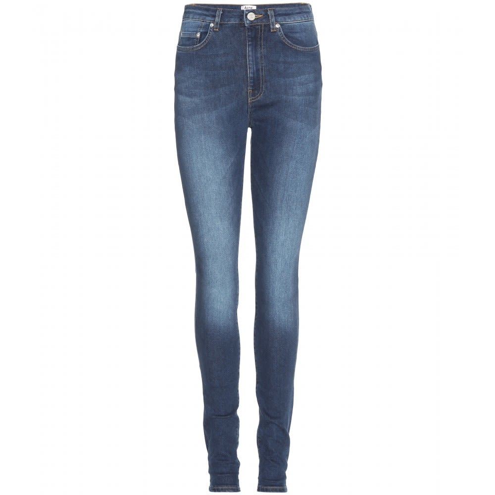 43aa507844b The Best High-Waisted Jeans