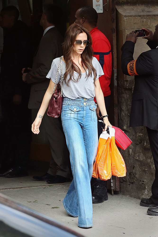 The Best High Waisted Jeans Into The Gloss