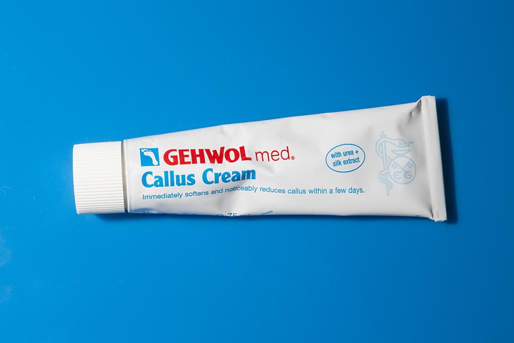 How To Get Rid Of Calluses Using Gehwol Med Callus Cream